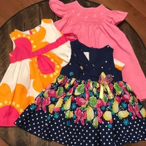 Infant Dress Lot
